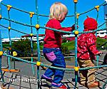 Childrenplayjunglegym