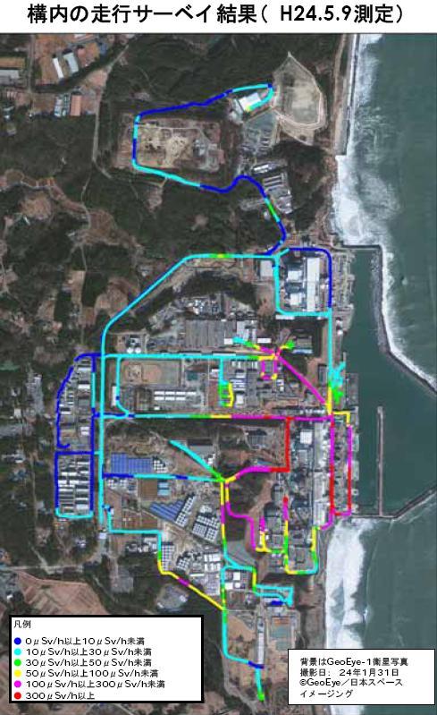 Fukushimaplantradsurvey52012
